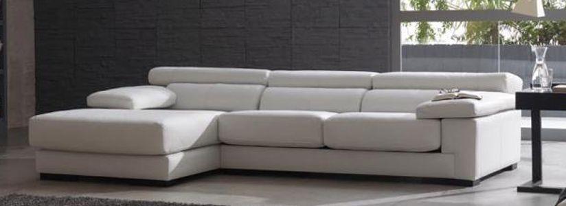 Sof chaise longue nizo roma sala sof moderno sof - Chaise longue modernos ...