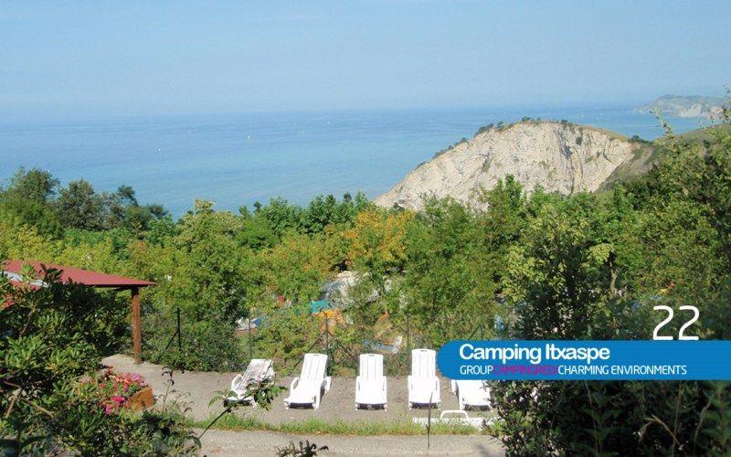 Camping Itxaspe Www Campingred Es Baskenland Spanje Zuid Frankrijk