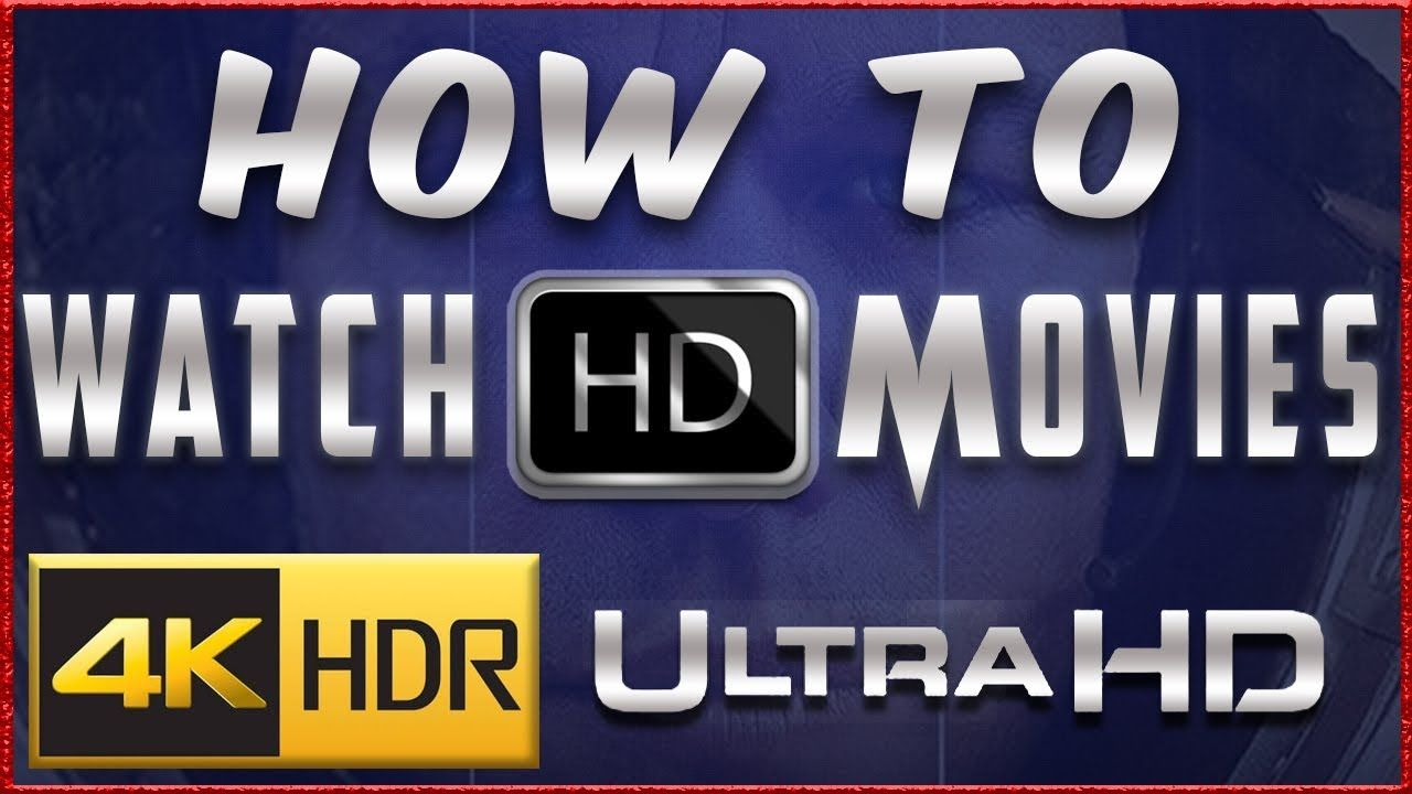 Original 4k Bluray Movies How To Watch Every 4k Ultra Hd Movies Using Real Debrid On Any Device Youtube Hd Movies Youtube Movies