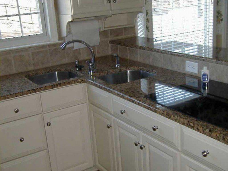 23 Corner Kitchen Sink Ideas For Best Cooking Experience Corner Sink Kitchen Kitchen Sink Design Kitchen Island With Sink