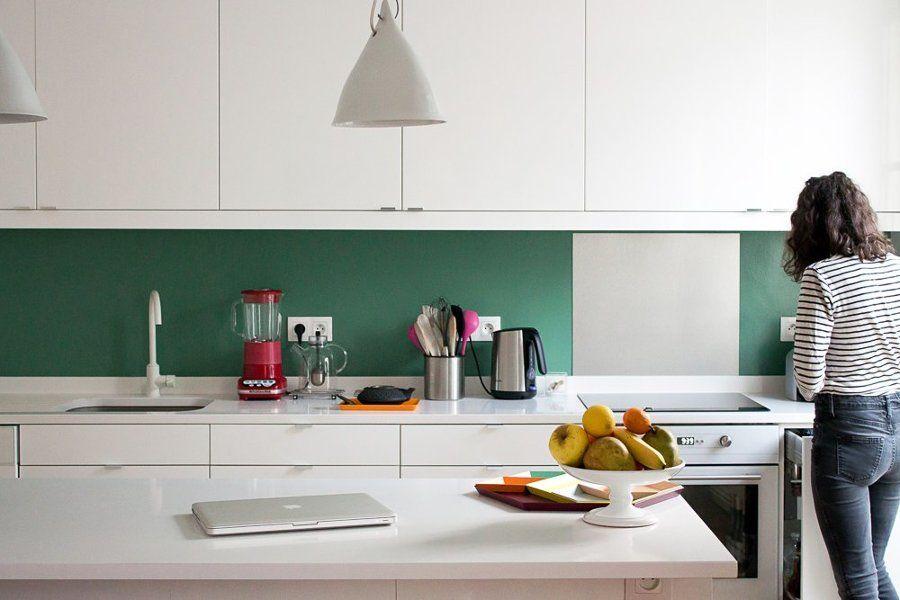 Pitture Lavabili Per La Cucina Interni Della Cucina Progetti Di Cucine Pranzo Cucina