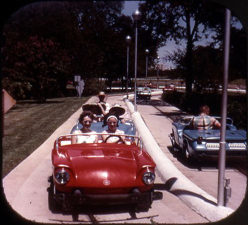 Six Flags Over Texas In 60 S I Remember These Cars Six Flags Six Flags Over Texas Texas Sports