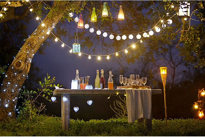outdoor lighting effects. Turning Inside Out With Outdoor Lighting Effects | Inspiration DIY At B\u0026Q