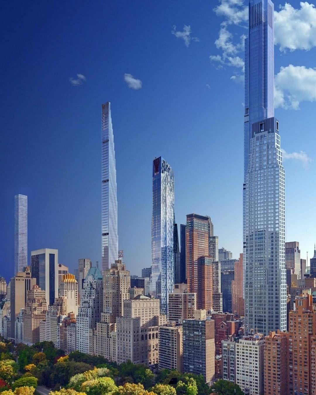 """New York City On Instagram: """"NYC 2020 @newyorkyimby"""
