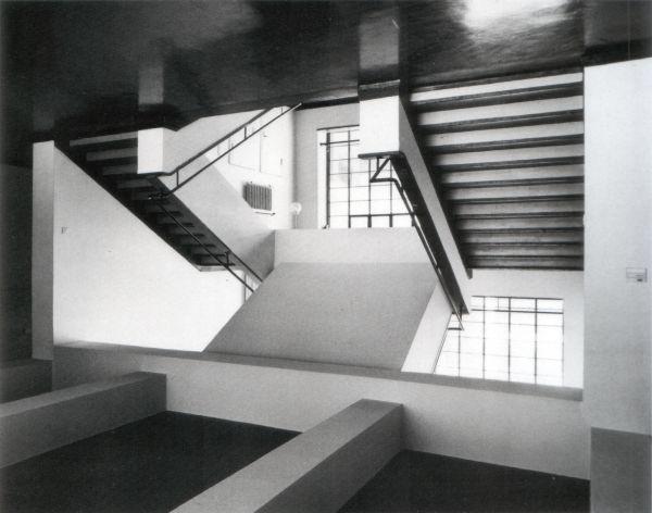bauhaus stairs bauhaus. Pinterest Bauhaus and