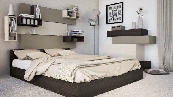 Idee Deco Chambre Moderne. Manteau Chemine Ides De Dcoration With ...