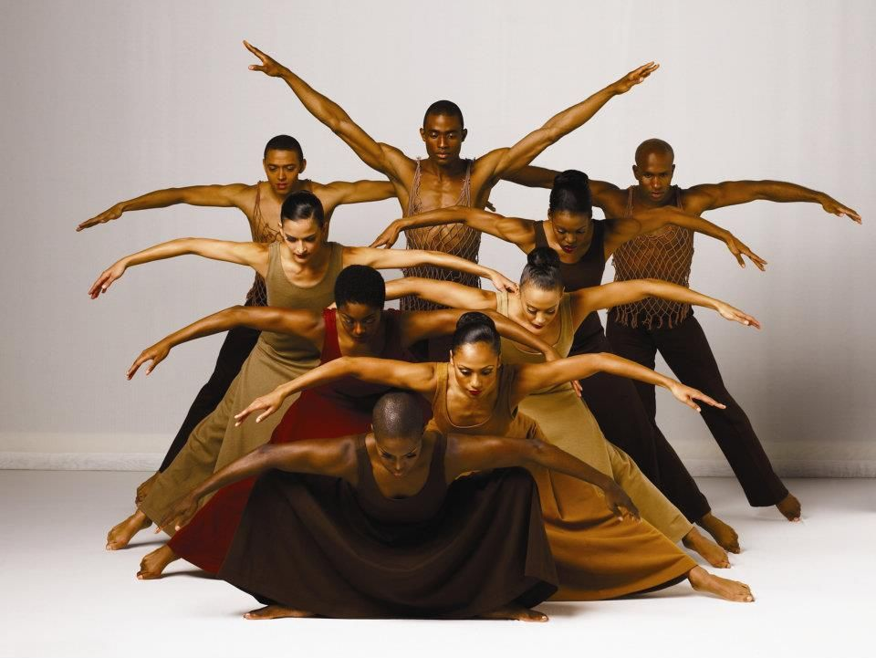 'Revelations' is a beautiful work which was created by Alvin Ailey in 1960, which leads us on a journey through African-American music and culture. The members of the Alvin Ailey American Dance Theater perform this dance privately every day, in tribute to the generations of the past and to African culture as a whole.    READ MORE: http://www.gowanuslounge.com/revelations-dancers-celebrate-its-th-anniversary/