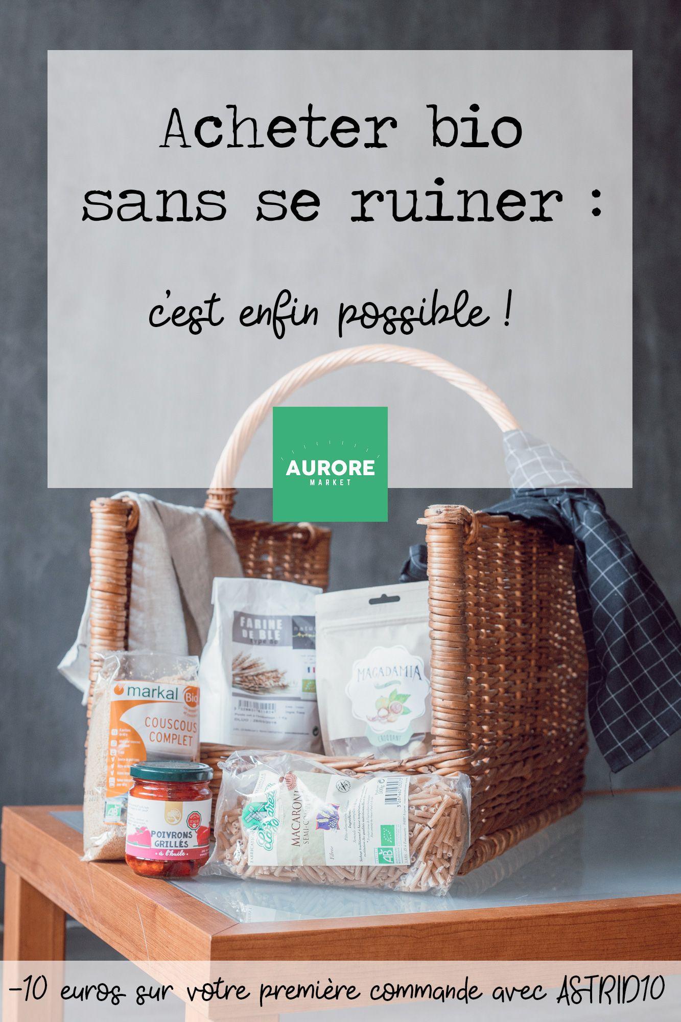 14d8e7e35b2 Mon avis sur Aurore Market (boutique bio en ligne). Manger sainement sans  concessions
