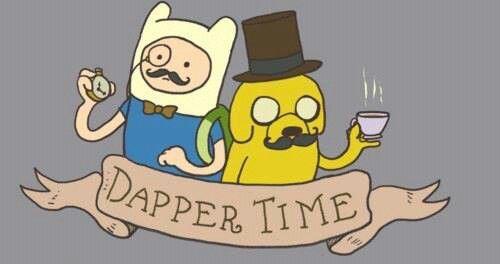Dapper time finn jake hora de aventura hora de aventura dapper time finn jake hora de aventura thecheapjerseys Images