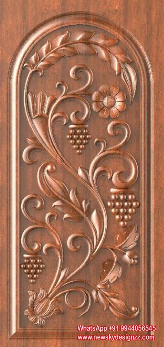 Pooja Room Door Carving Designs Google Search: Pin On Tree Wood Carved