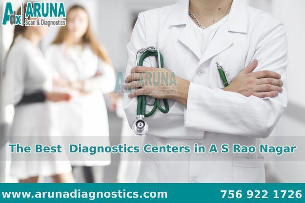 17+ The Best  Diagnostics Centers in A S Rao Nagar