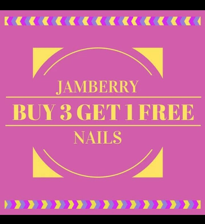 Woooo hooo!!! Who doesn't love a deal?!?! http://candaces.jamberrynails.net