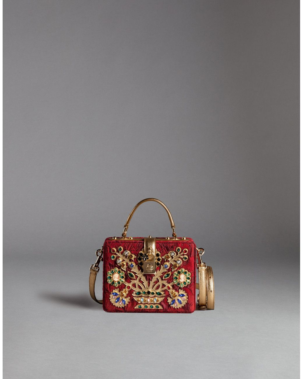 7a11b43429c Dolce   Gabbana Shoulder Bags   Lyst™   designer bags to die for ...