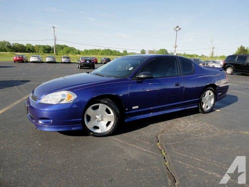 2007 Chevrolet Monte Carlo 2 Dr Coupe SS | can I get it