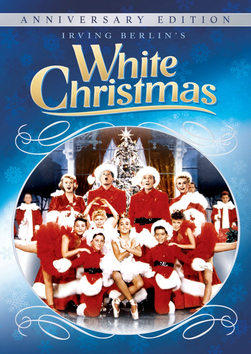 white christmas anniversary edition - When Was White Christmas Filmed