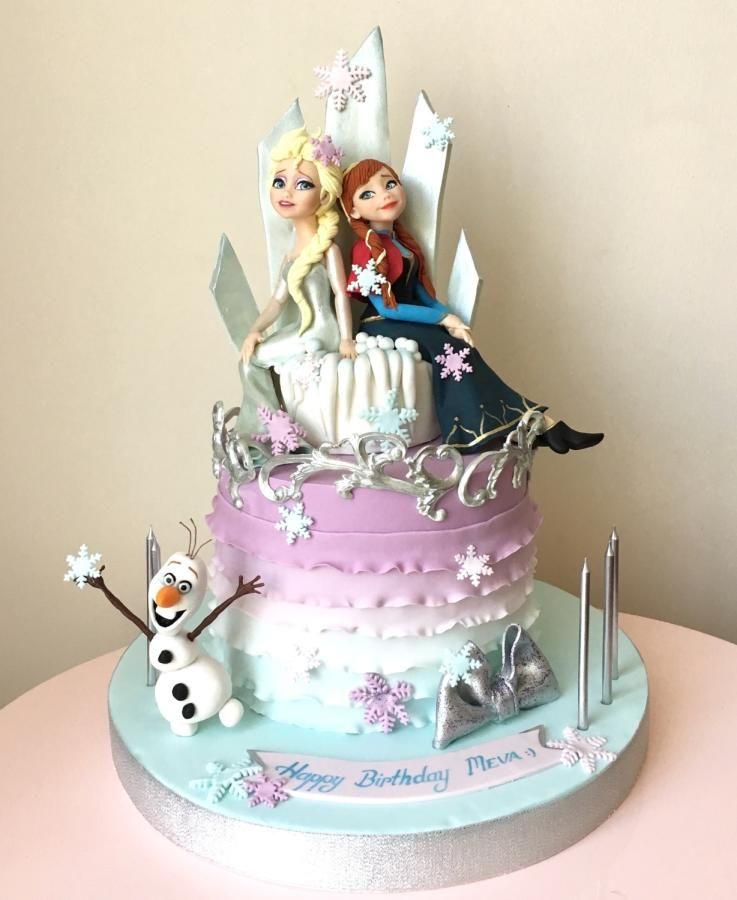 eb1ea86646 Frozen (Elsa Anna Olaf) by Tuba Fırat