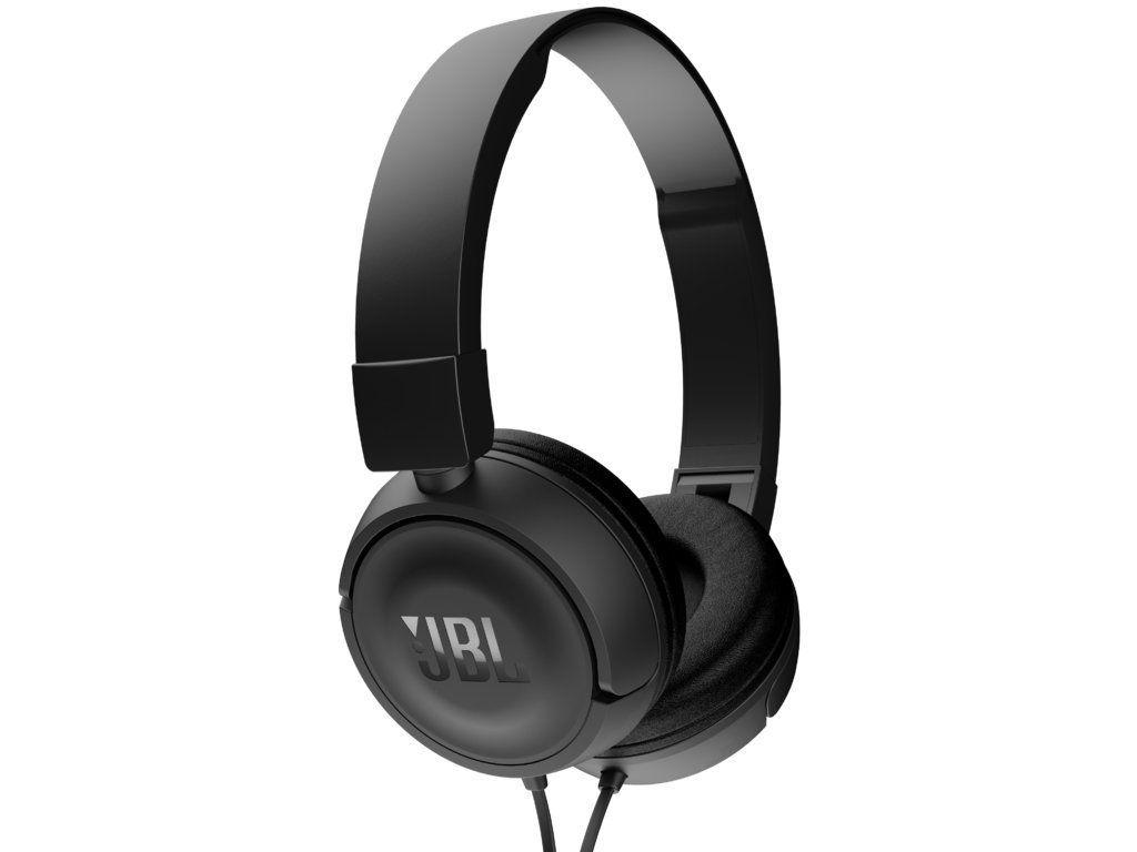 Jbl T450 On Ear Headphones Amazon In Electronics Headphones In Ear Headphones Headphone With Mic