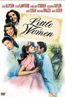 Little Women: Louisa May Alcott's autobiographical account of her life with her three sisters in Concord Mass in the 1860s