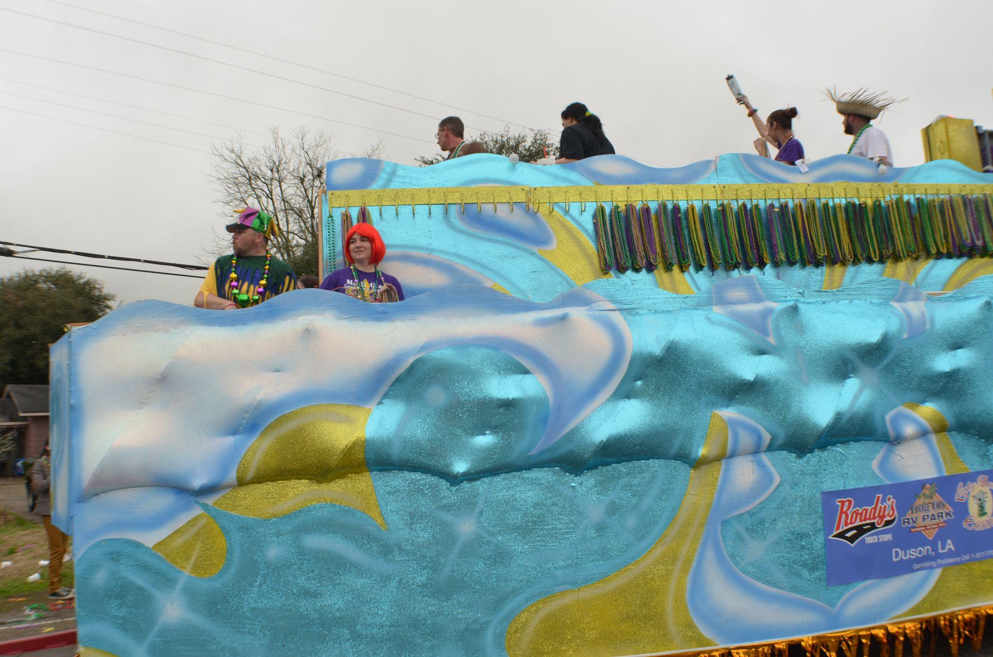 Mardi Gras Parade-2014 https://flic.kr/p/rKQERT | 382