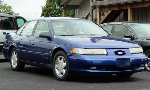Forgotten Cool Cars Of The 90s Cool Cars Ford Taurus Sho Car Ford