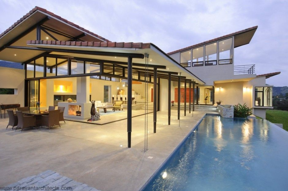Villa Areopagus by Paravant Architects - Atenas, Costa Rica