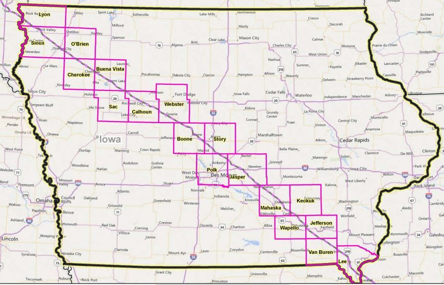 Map Of Pipeline Route Ia Native American Tribes Standing Rock Tribe