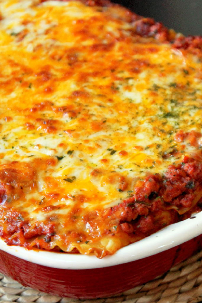 Cajun Lasagna Recipe images