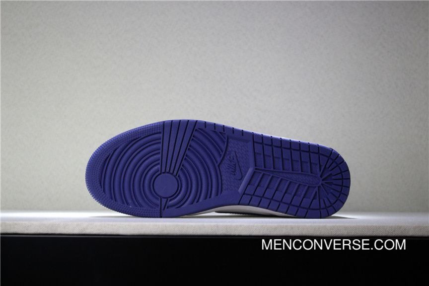 eec10d3eadec5b Jordan Air Super AAJ1 Aj1 1 Blue Moon SKU 555088-115 Six Crown Naughty Blue