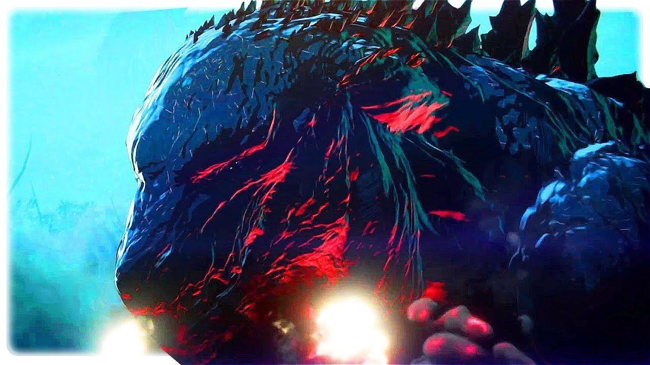 Pin by JEM 3 on Godzilla Kong years Zilla and Mega Kaiju