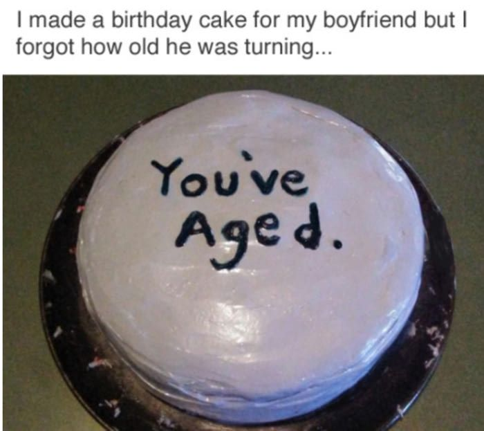 Perfect Present If You Re An Absent Minded Person Funny Birthday Cakes Funny Cake Cake
