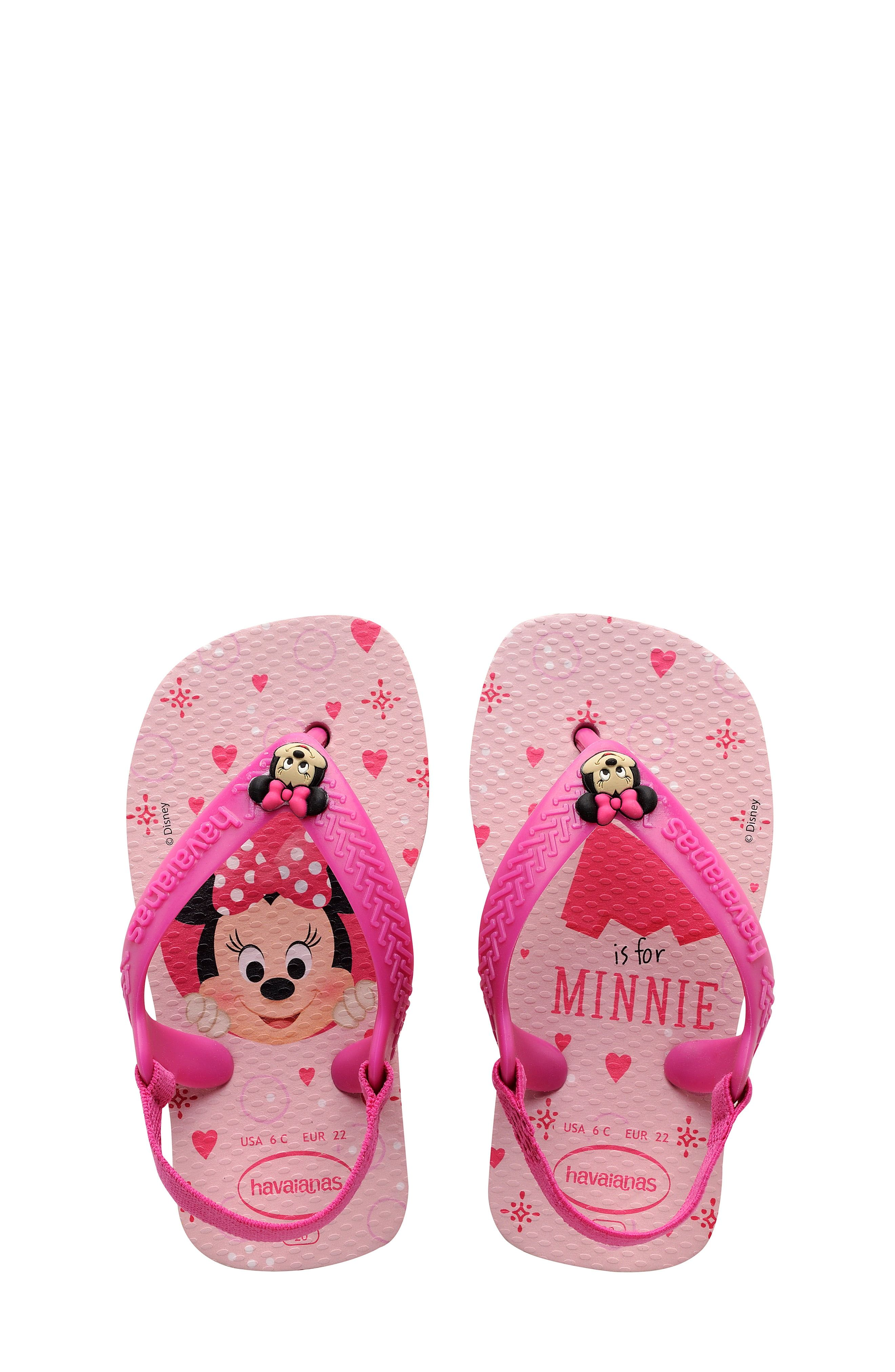 Havaianas Kids Disney Classics Flip Flop Sandal