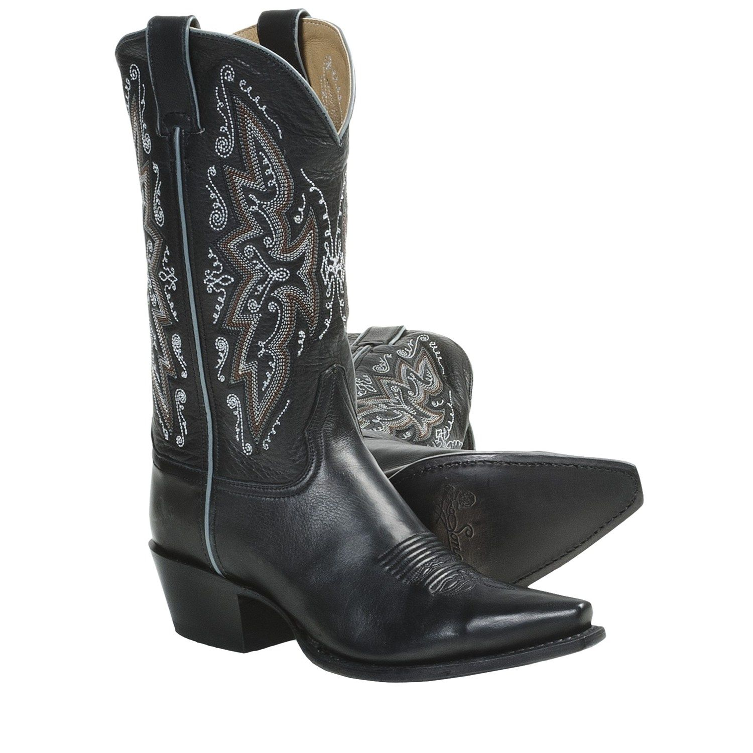 womens cowgirl boots 24 - #shoes #cuteshoes | Shoes | Pinterest ...