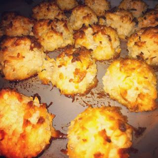 Silly Yakkin': Let Them Eat Coconut! Gluten-Free, Paleo Coconut Macaroons