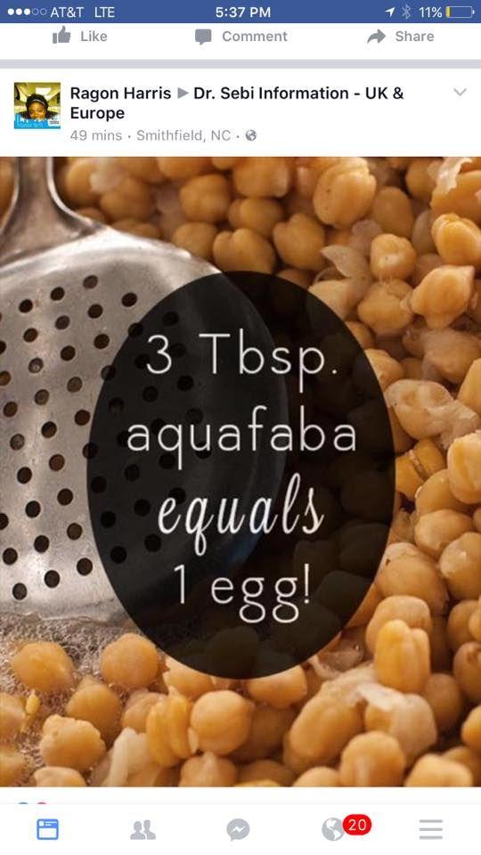Egg Substitute Aquafaba Recipes Vegan Egg Replacement Aquafaba