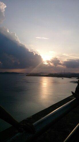 #batam #sunrise #barelang #kepri