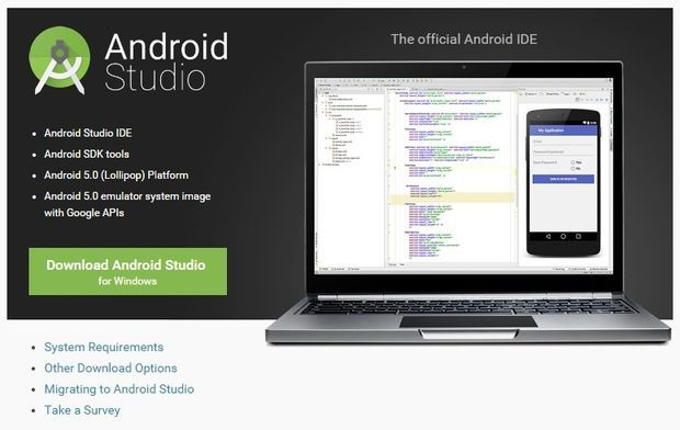 How to Create an Android App With Android Studio | project | Android