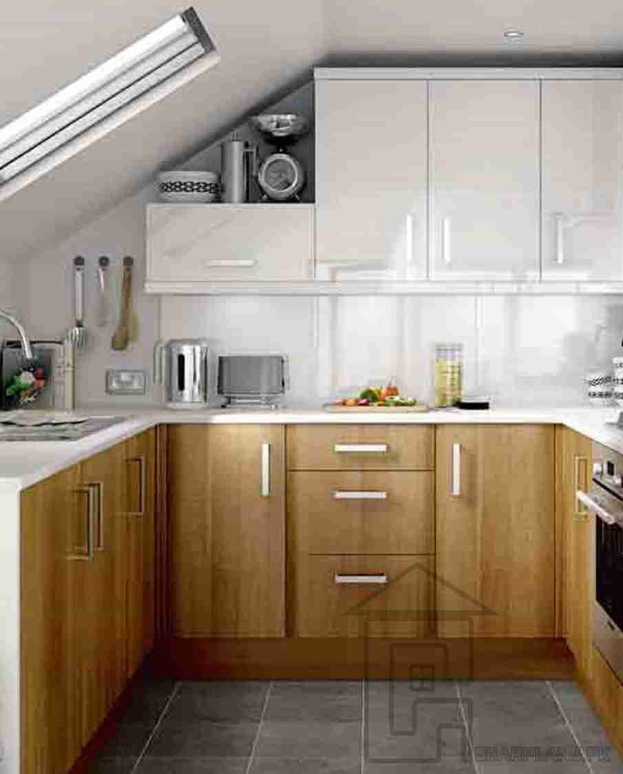 small kitchen design in pakistan  Interior design kitchen