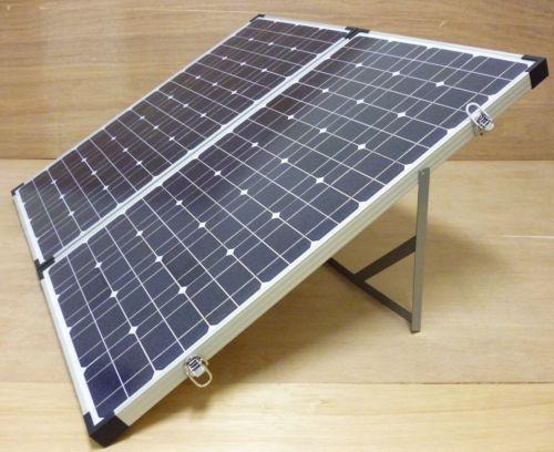 160w Folding Solar Panel With Waterproof Regulator Solar Panels Solar Solar Kit