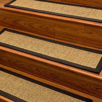 Best Protect Your Hardwood Stairs With Natural Carpet Carpet 400 x 300