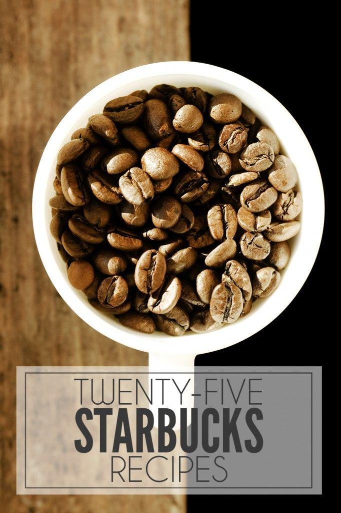25 Starbucks Recipes Hello Nature Starbucks Recipes Coffee Recipes Coffee Menu