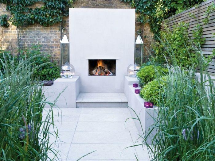 110 Garten gestalten Ideen in City-Style , wie Sie den Außenbereich ...