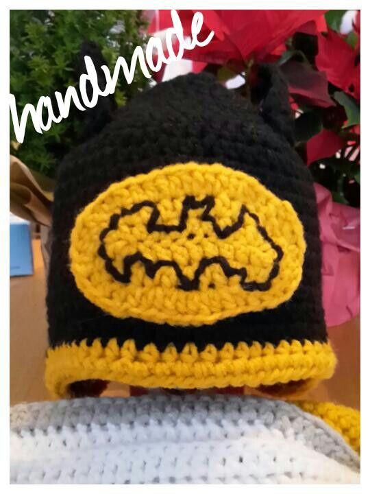 Batman Mütze