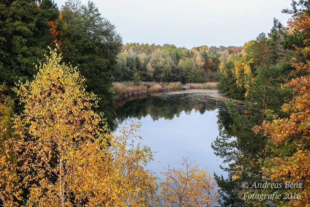 Hessen Offenbach Am Main Gruner See Muhlheim Outdoor River Water