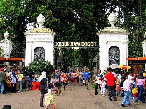 Biaya Tiket Masuk Kebun Raya Bogor