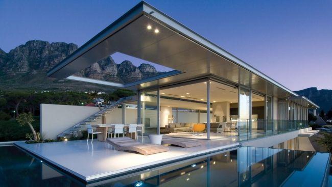 Sélection des plus belles maisons contemporaines | Maisons ...
