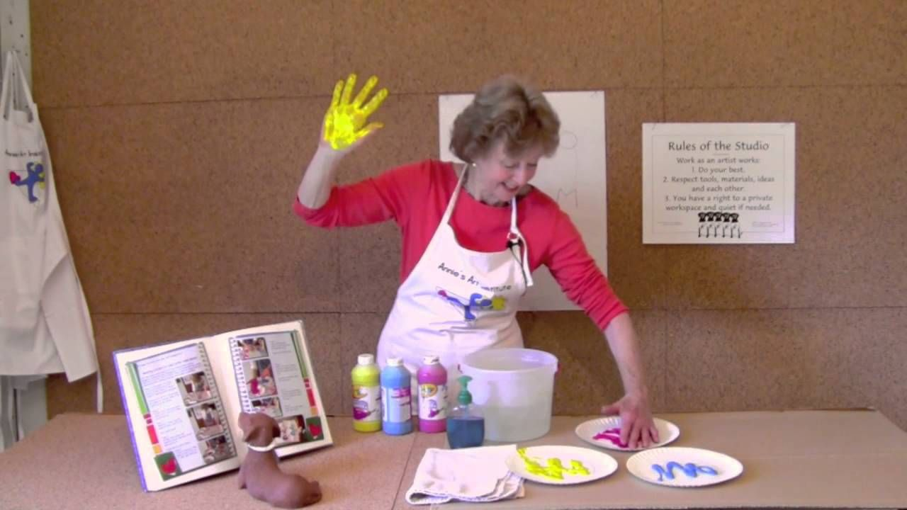 This Video Goes With Vincent And Jake Learn Color Mixing And Make