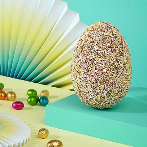 Buy the cocoabean company all over sprinkle easter egg online at buy the cocoabean company all over sprinkle easter egg online at johnlewis negle Choice Image