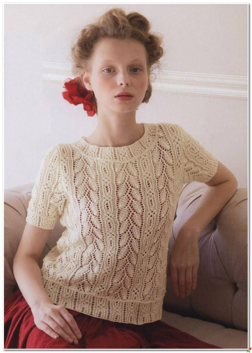 b9fc00a12f2 вязание спицами для женщин - Самое интересное в блогах