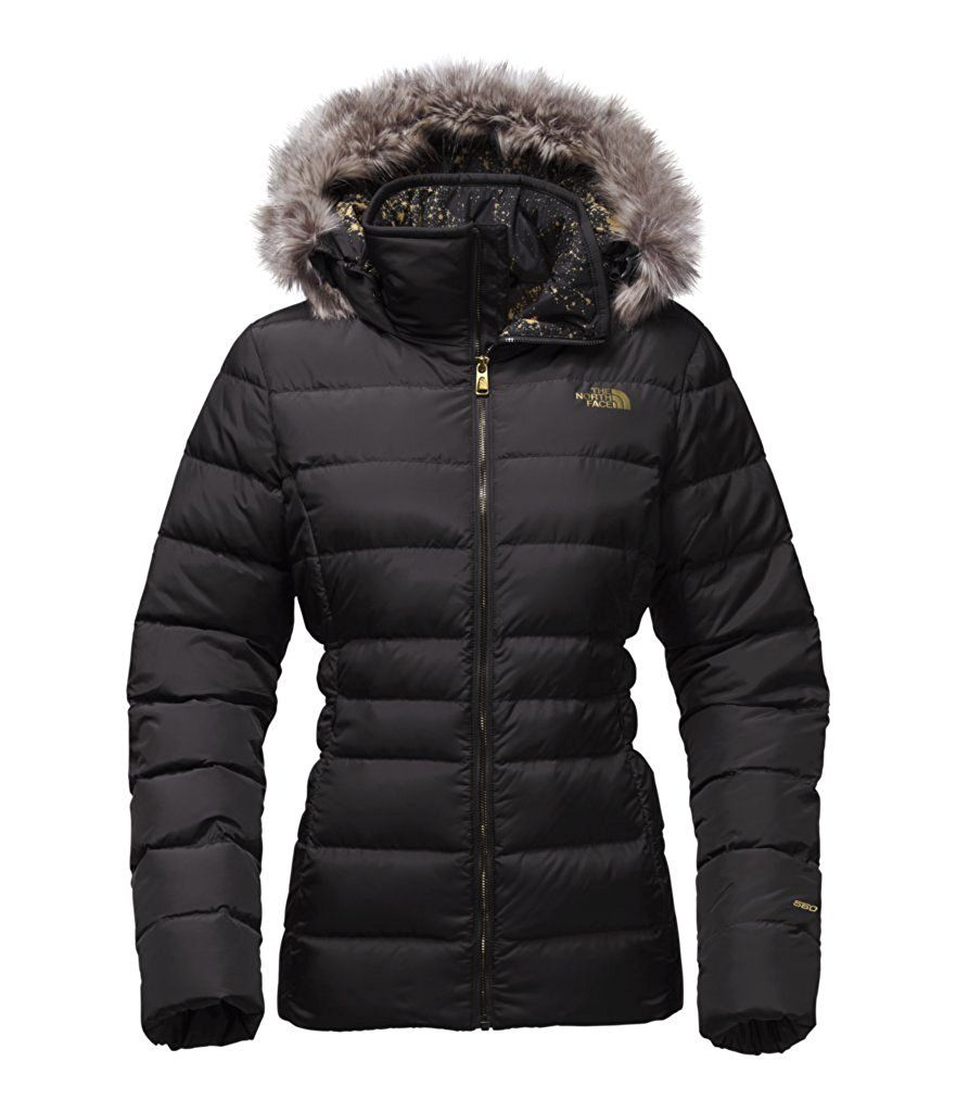 Amazon Com The North Face Women S Gotham Jacket Ii Sports Outdoors North Face Women The North Face Hiking Outfit [ 1024 x 881 Pixel ]