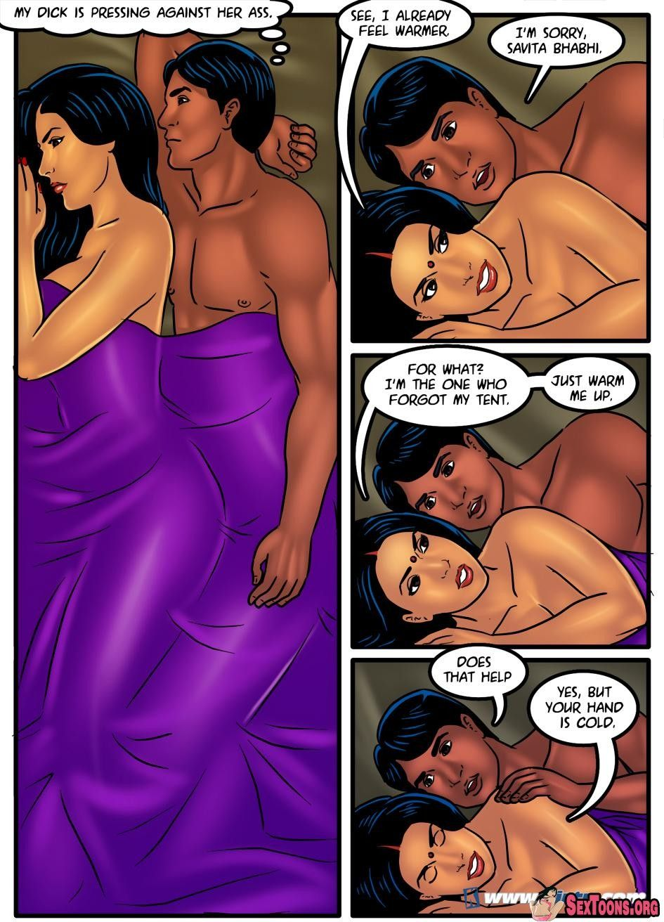 Savita vabi sex comics